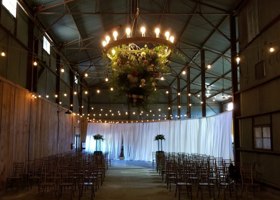 A Walk Down the Aisle at The Gin at Flora Station